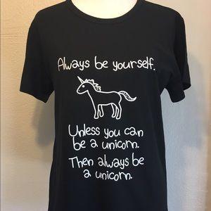 shein Tops - Unicorn T Shirt 🦄🦄🦄