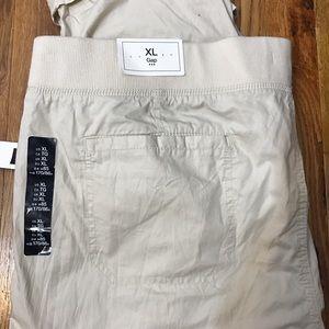 GAP Pants - GAP Drawstring Khaki Chino