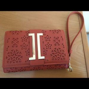 Ivanka Trump Handbags - Ivanka Trump wallet wristlet .