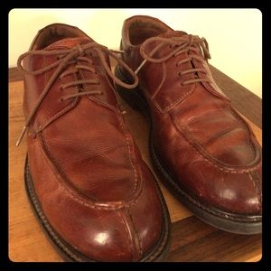 Johnston & Murphy Other - Johnston & Murphy Men's Dress Shoes Brown Leather