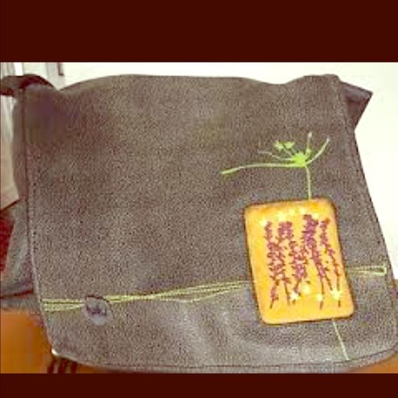 Haiku Bags Day Bag Messenger Bag Olive Green Poshmark