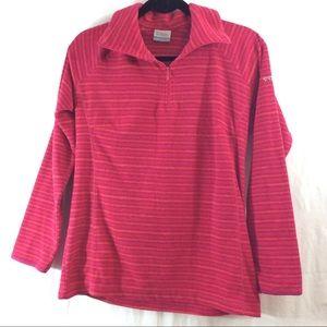 Columbia Jackets & Blazers - Columbia zippered pullover jacket