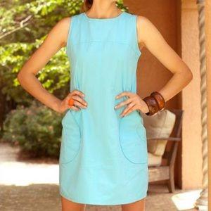 Kayce Hughes Dresses & Skirts - Kayce Hughes Sleeveless Shift Dress.