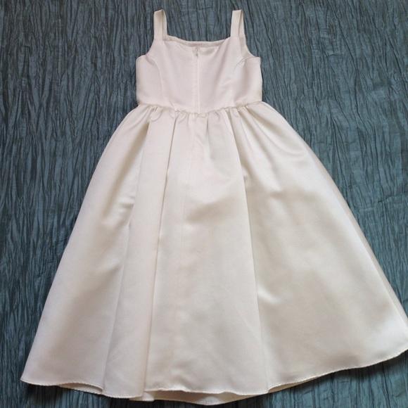 Davids Bridal Flower Girl Dress Wg1267 : David s bridal girls flower girl dress