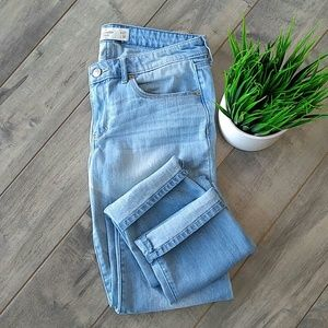 nwot//abercrombie & fitch skinny jeans