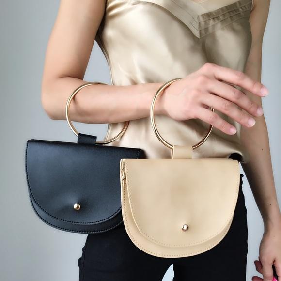 faecec6fa0c Melie Bianco Bags | Eco Luxe Tan Felix Crossbody Bag | Poshmark