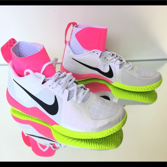 Nike Womens Flare Tennis Shoes Serena
