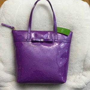 Kate Spade Jeralyn Camellia St tote bag