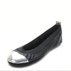 Yosi Samra Shoes - SALE!! Yosi Samra NWT Two tone Specchio Flat