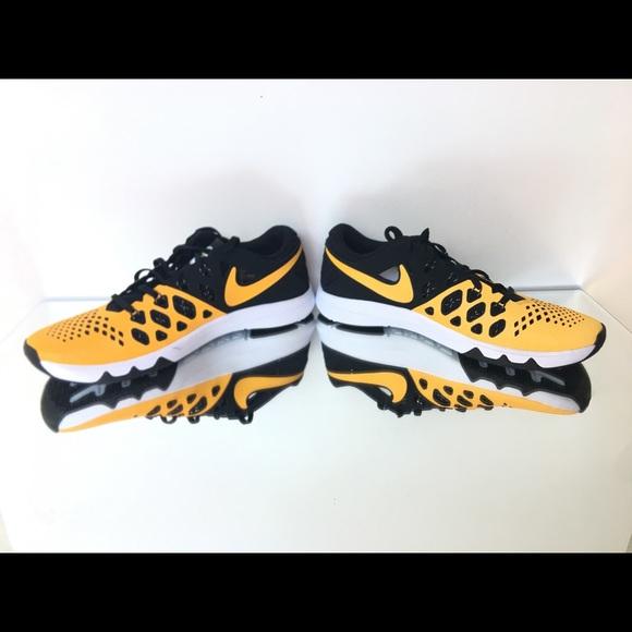 Zapatos Nike Velocidad Nfl Del Tren 4 Amp Nfl Velocidad Pittsburgh Steelers 10 Poshmark 8ab9cf
