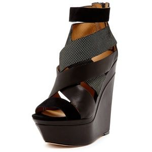 L.A.M.B. Shoes - L.A.M.B Gwen Stefani Dove Wedge 6.5