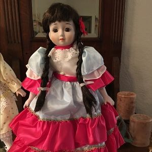 Other - Heritage Mint collectible doll