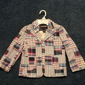 E-Land Kids Other - E Land Multi Color Blazer