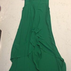 Bcbg hi low dress