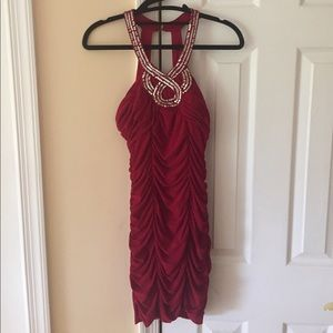 Hailey Logan Dresses & Skirts - Red Hailey Dress from Nordstrom size small