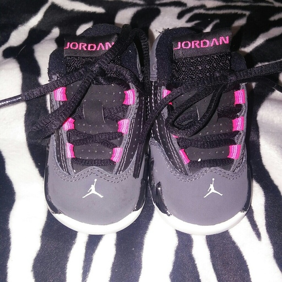 0f5d9dfce14 Shoes | Toddler Girls Nike Air Jordan Retro 14 Pink | Poshmark