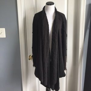 Free People drapey jacket