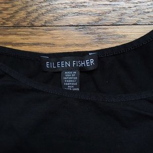 Eileen Fisher Tops - Eileen Fisher scoopneck cami black