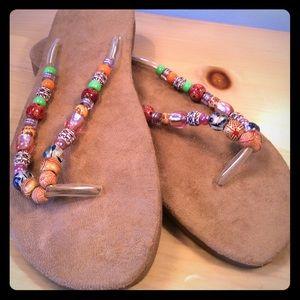Colin Stuart Shoes - BOHO SANDALS