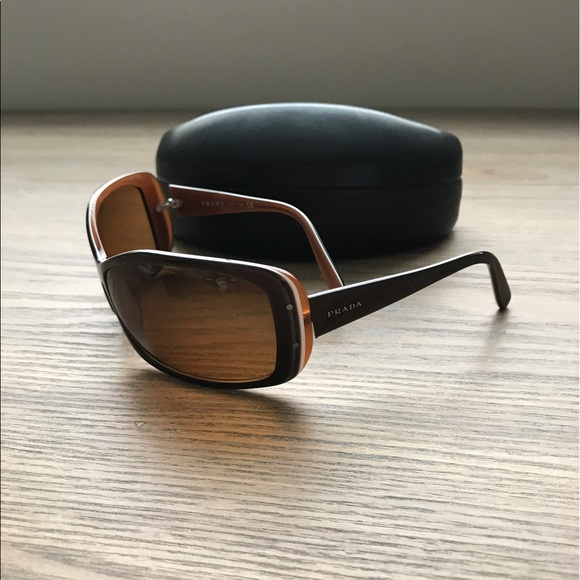 a201ab6a0f76 Prada Sunglasses Case