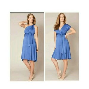 Seraphine Dresses & Skirts - Serephine Luxe Multiway Maternity Dress Sz 6