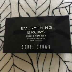 Bobbi Brown EVERYTHING BROWS MINI BROW SET, NIB