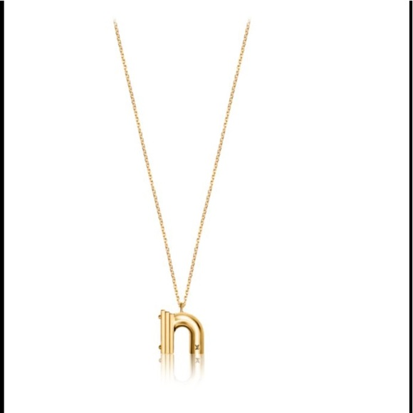 58 Off Louis Vuitton Jewelry Louis Vuitton Initial