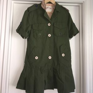 Trovata Dresses & Skirts - Stylish army girl