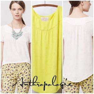 Anthropologie Tops - Anthro Vanessa Virginia Fieldbloom Peasant top S