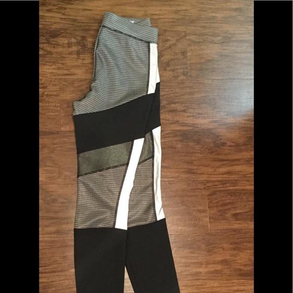 alexander wang alexander wang for h m sports leggings. Black Bedroom Furniture Sets. Home Design Ideas