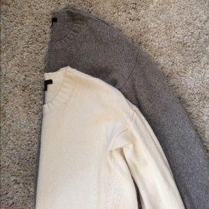 BUNDLE: J Crew Sweaters