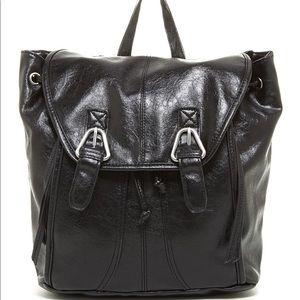 Kooba Handbags - Black Kooba leather backpack