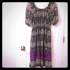 Mossimo Supply Co Dresses & Skirts - Mossimo peasant dress