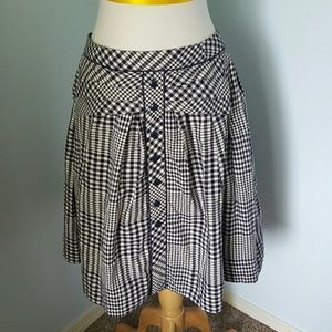 Odille Dresses & Skirts - Cute Plaid Checkered Anthropologie Odille Skirt