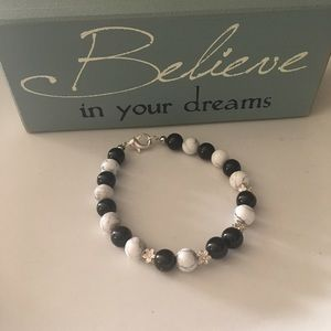 handmade Jewelry - Calming + Protective Bracelet for Stress Relief