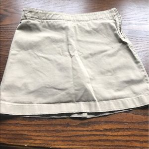 E-Land Kids Pants - Lands end uniform skort.