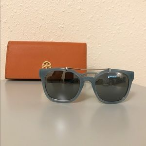 Tory Burch Sunglasses Teal AUTHENTIC