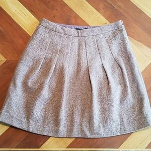 Gap Dresses & Skirts - Gap Purple Tweed Skirt