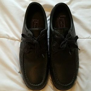 Florsheim Other - Florshiem steel toe leather shoes