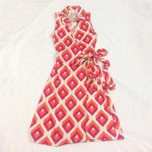 Diane von Furstenberg Dresses & Skirts - Diane Von Furstenberg | Vintage Wrap Dress | 2