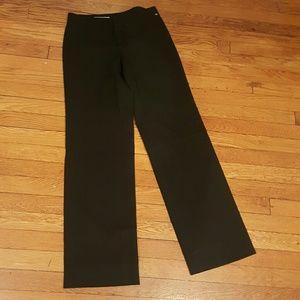 Vertigo Paris Pants - VERTIGO PARIS SIZE 4 BLACK PANTS
