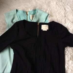 KATE SPADE 3/4 sleeve LBD with front pockets