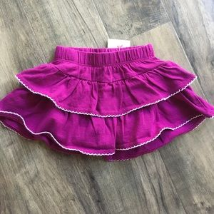 New with tags baby girl skirt