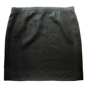 Sonia Rykiel Dresses & Skirts - Sonia Rykiel black linen skirt. MAKE AN OFFER!!