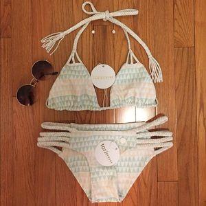 Tori Praver Swimwear Other - Strappy bikini