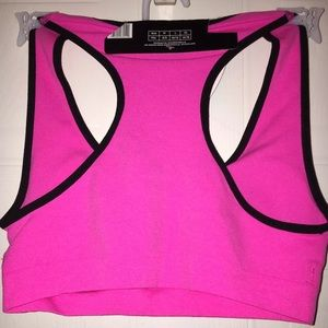 6f6be3720925a Zone Pro Intimates   Sleepwear - Zone Pro Seamless Sports Bra Hot Pink  Various Size