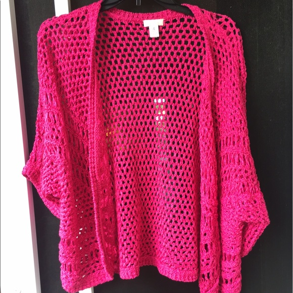Chico's Sweaters - Loose knit sweater from Chico's