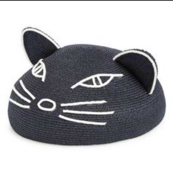 1702fab272f Eugenia Kim caterina cat ear hat nwt