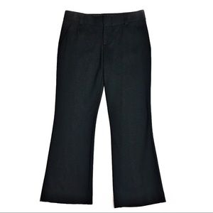Alice & Olivia Employed Bootcut Trousers
