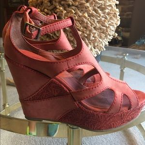 Big Buddha Shoes - Big Buddha Wedge Sandal